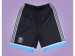 Fotbalové trenky Argentina černé