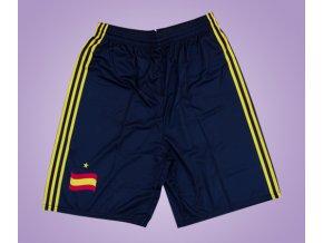 Fotbalové trenky Španělsko černé