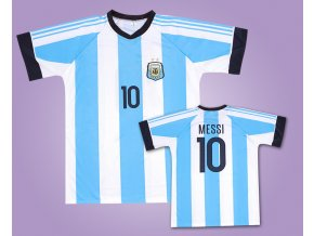 Fotbalový dres Argentina Messi