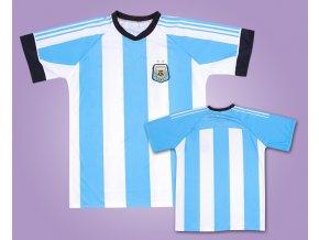 Fotbalový dres Argentina 2017