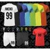 Dětské tričko pro sport s vlastním jménem  Nejnižší cena