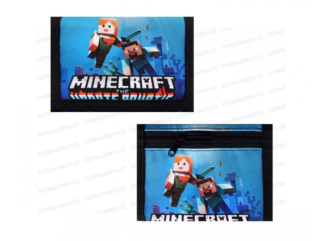 Peněženka Minecraft the Update Aquatic