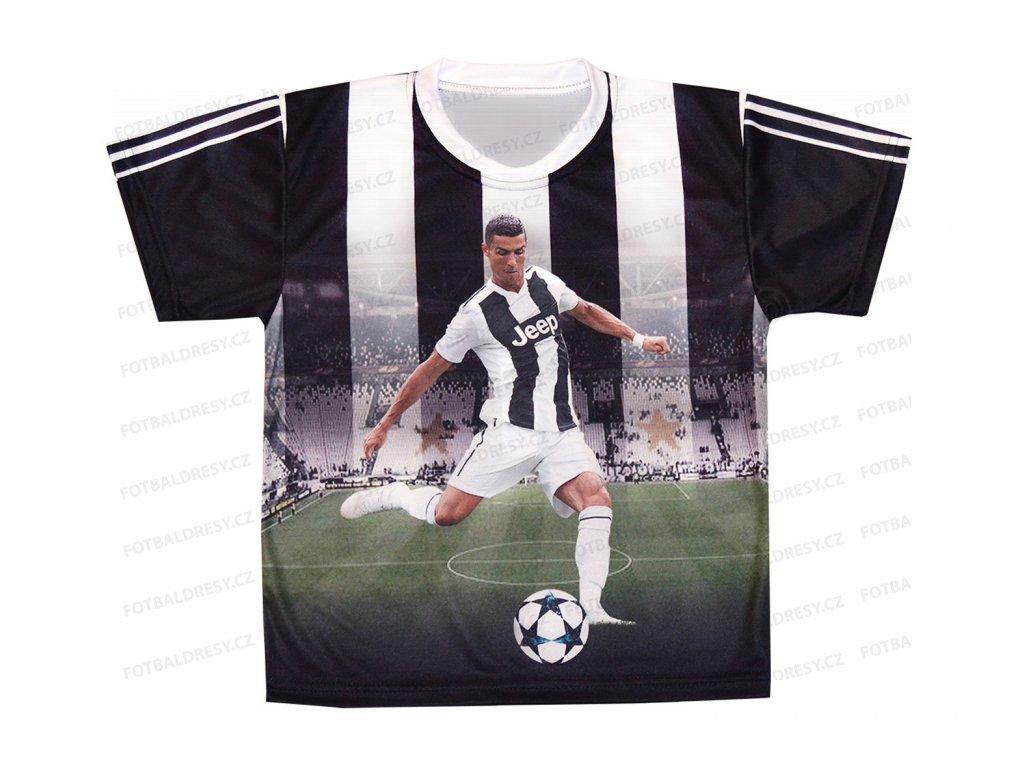 Fotbalový dres tričko Ronaldo