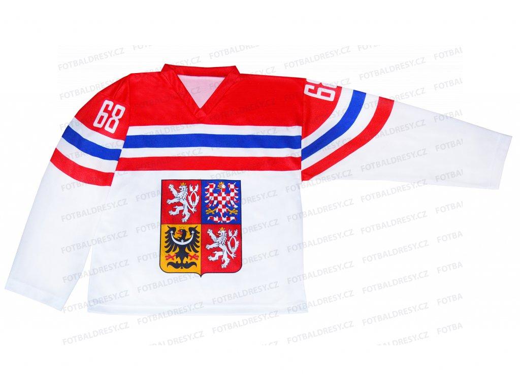 Hokejový dres ČR- JÁGR