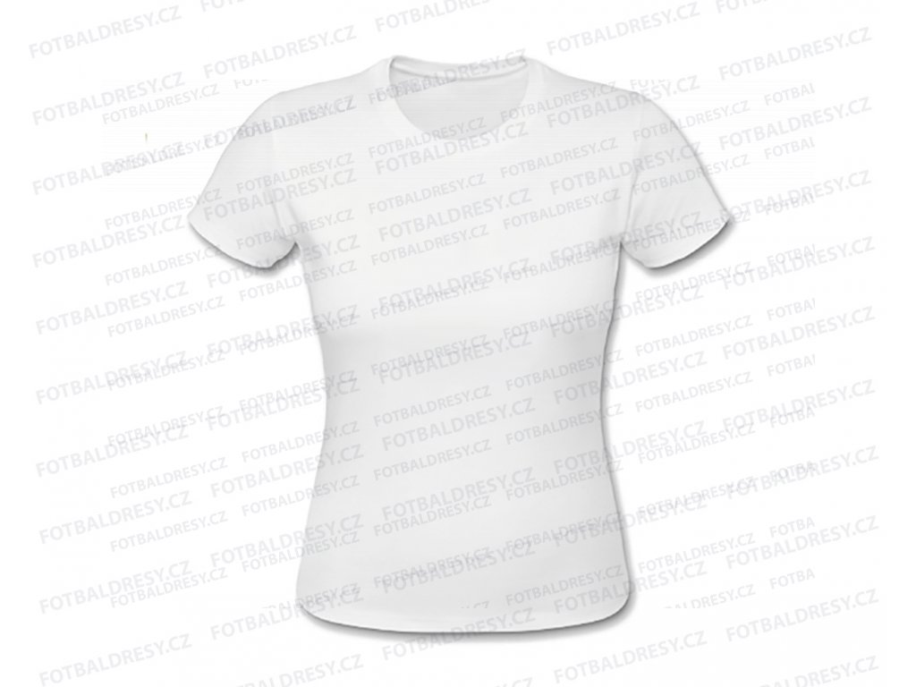 Damské tričko pro sublimační potisk