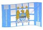 Cedule, plakáty, vlajky, samolepky Manchester City FC
