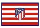 Vlajky, plakáty, cedule, samolepky Atletico Madrid