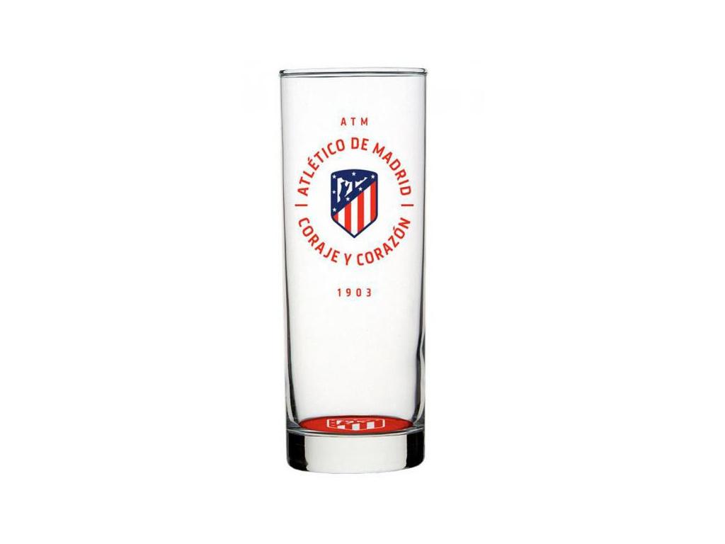 Sklenice Atletico Madrid 220ml