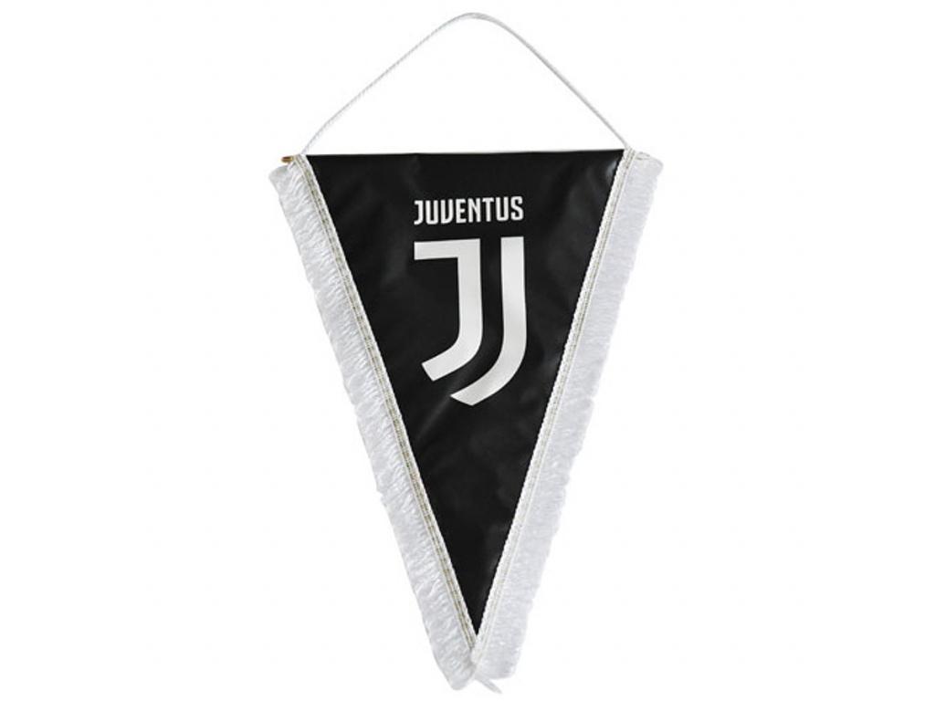 Vlaječka Juventus Turín 25x35 cm