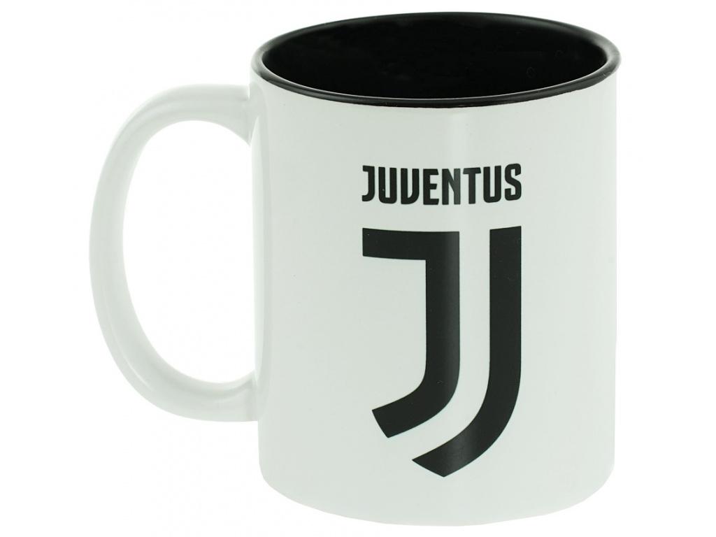 Keramický hrnek Juventus Turín logo
