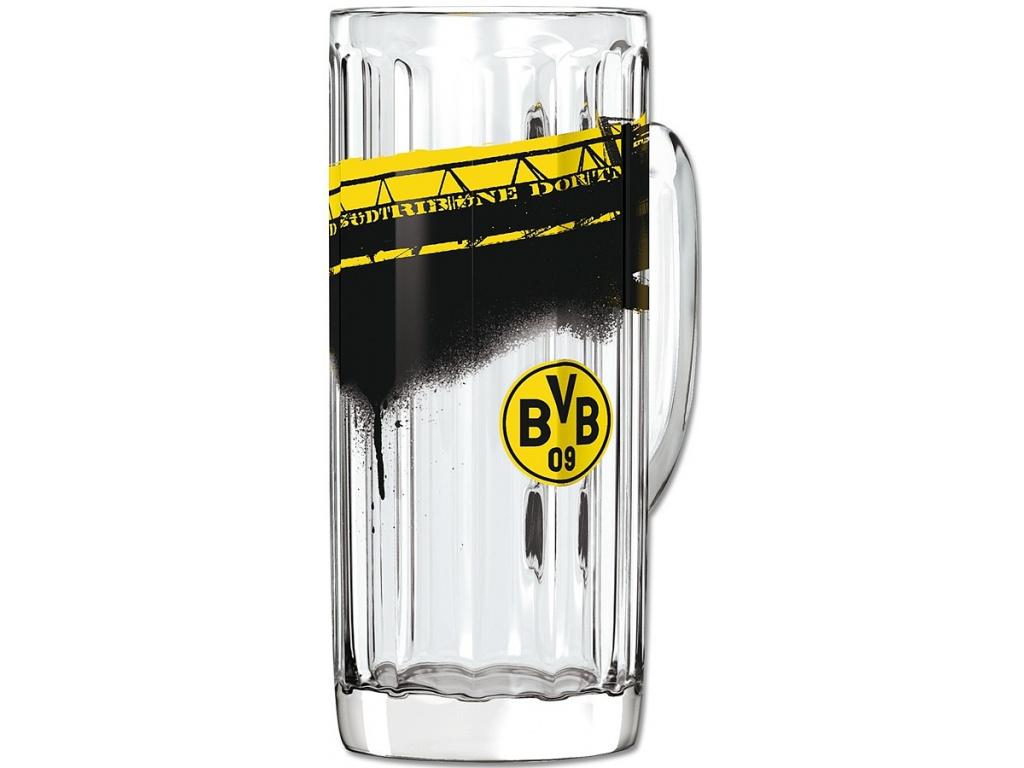Pivní sklenice Borussia Dortmund 500ml