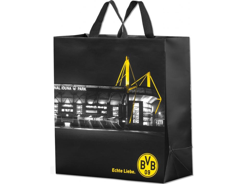 Papírová taška Borussia Dortmund velká