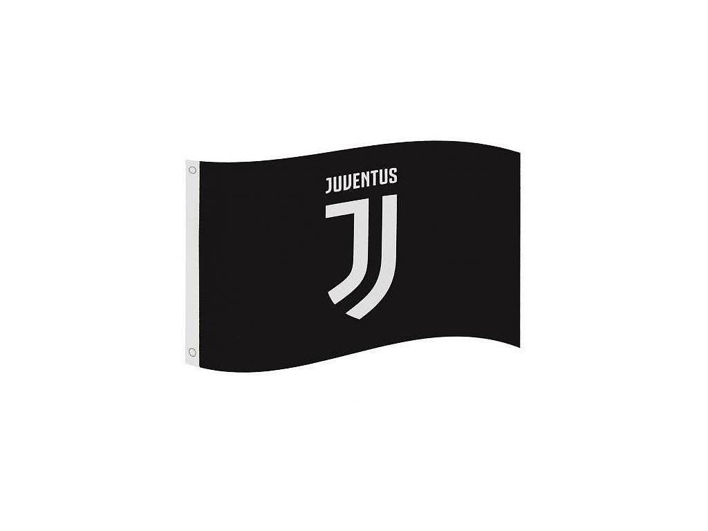 Vlajka Juventus Turín 152x91cm