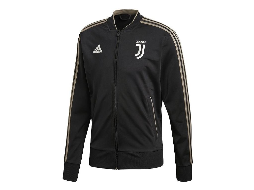 Bunda Adidas Juventus 18/19 pes black