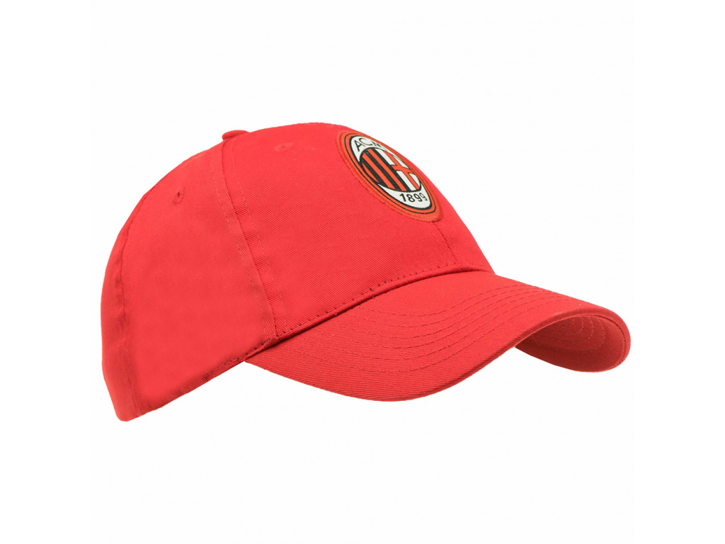 Kšiltovka AC Milan red