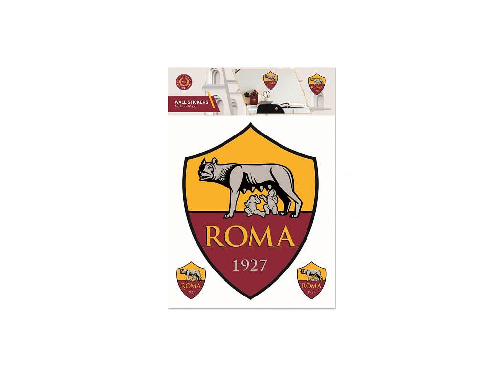Nástěnné samolepky AS Řím 3ks