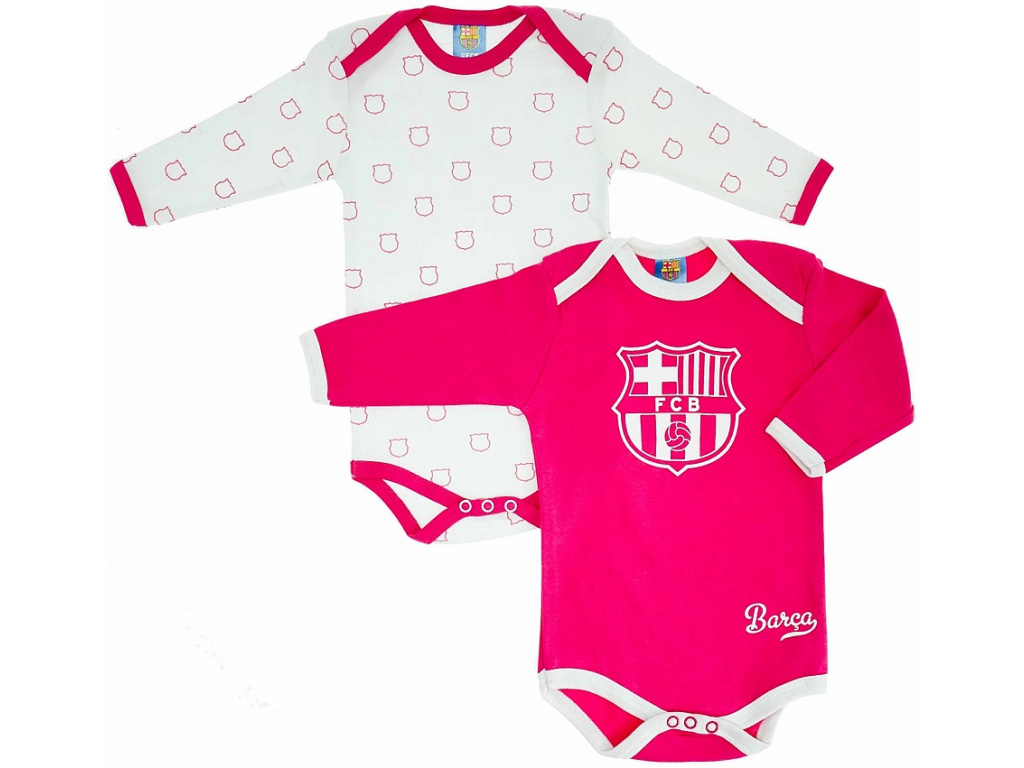 Sada kojeneckých body FC Barcelona 18 pink 2ks