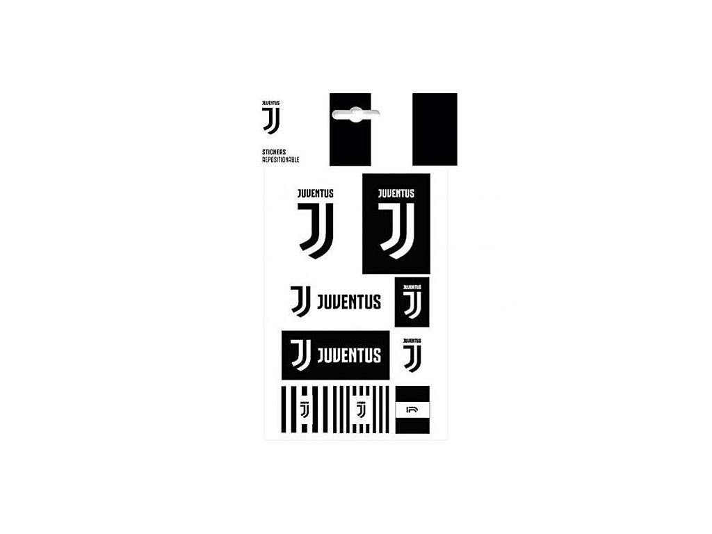 Sada samolepek Juventus FC