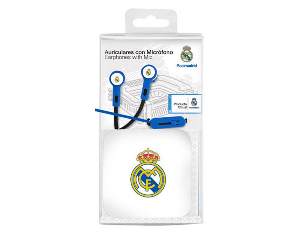 Sluchátka FC Real Madrid 18 pecky