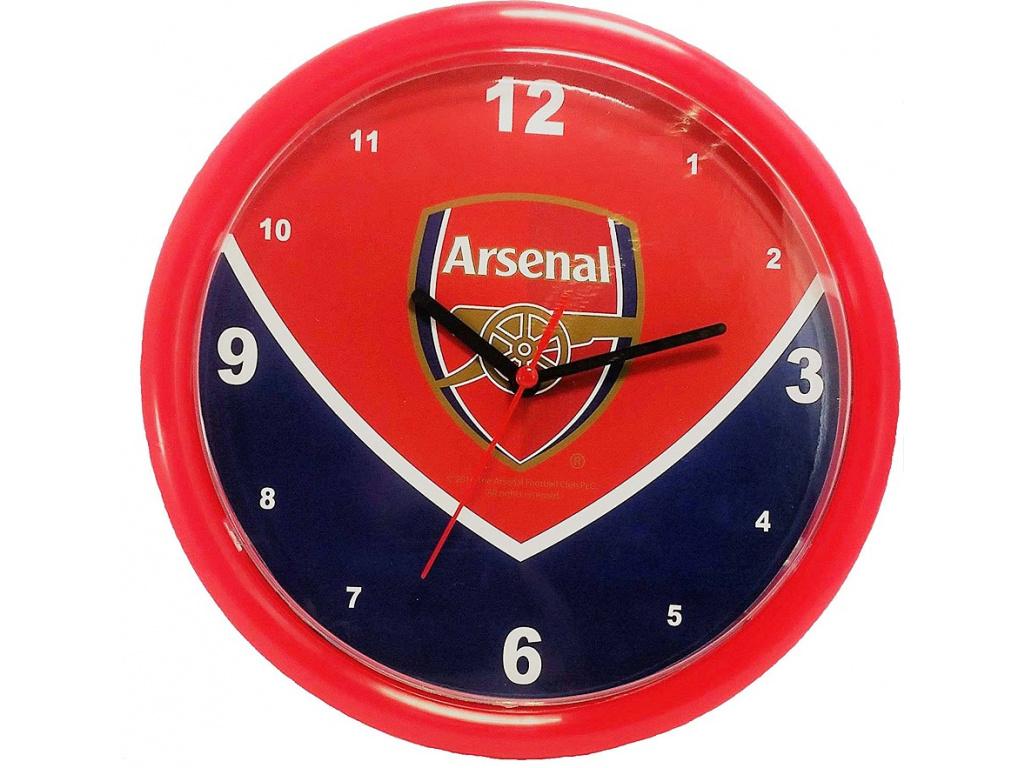 Nástěnné hodiny Arsenal FC