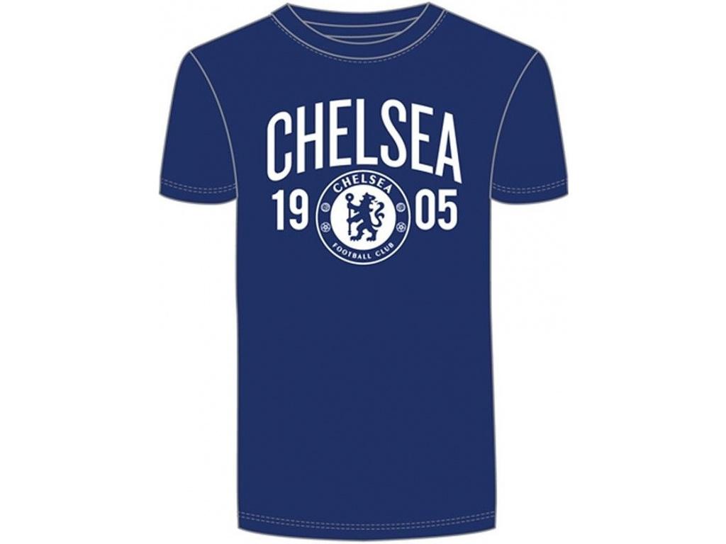 Pánské tričko Chelsea FC navy