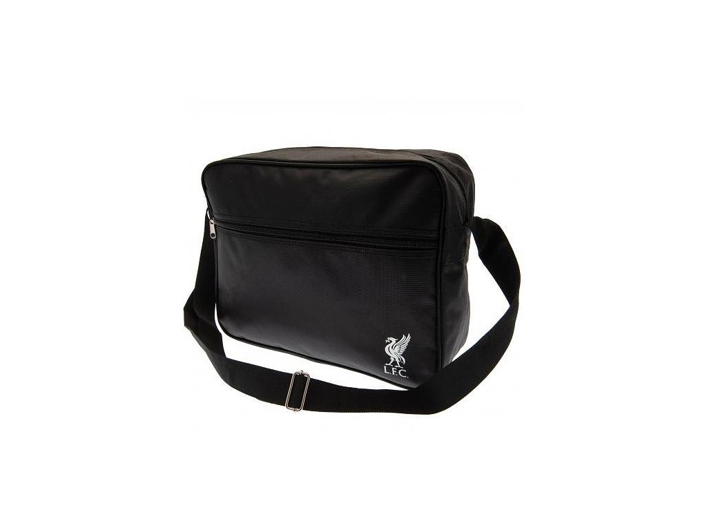 Taška přes rameno Liverpool FC black