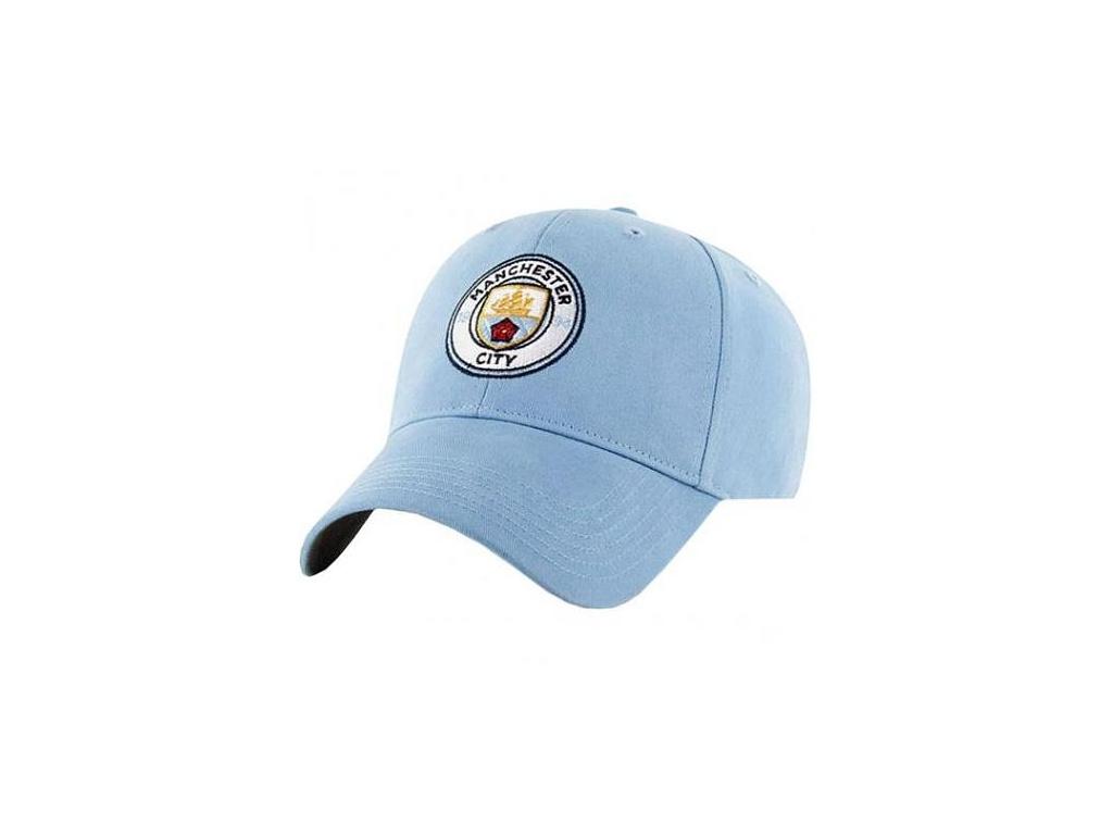 Kšiltovka Manchester City blue