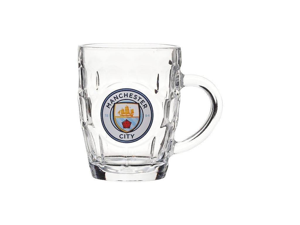 Pivní krýgl Manchester City 550 ml