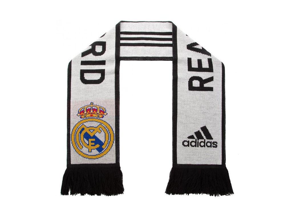 Šála Adidas Real Madrid 18/19 black