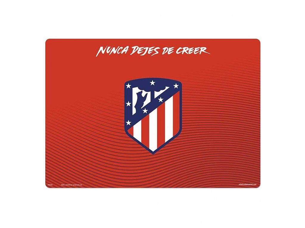 Podložka na stůl 49x34 cm Atletico Madrid FC