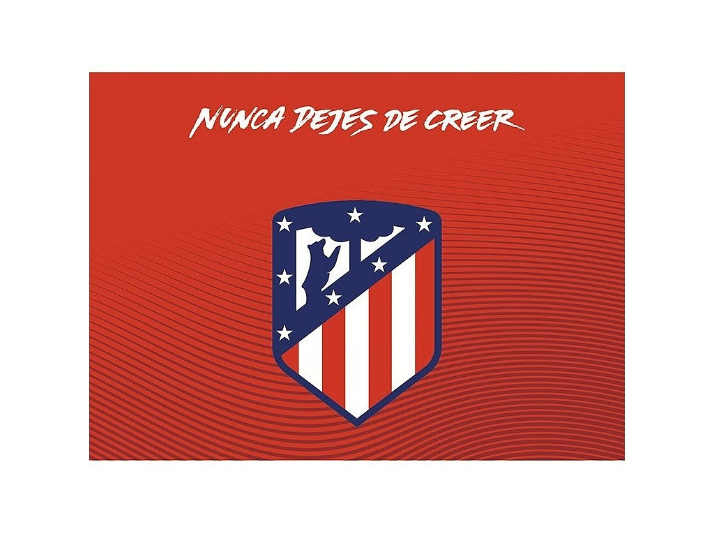 Pohlednice Atletico Madrid FC