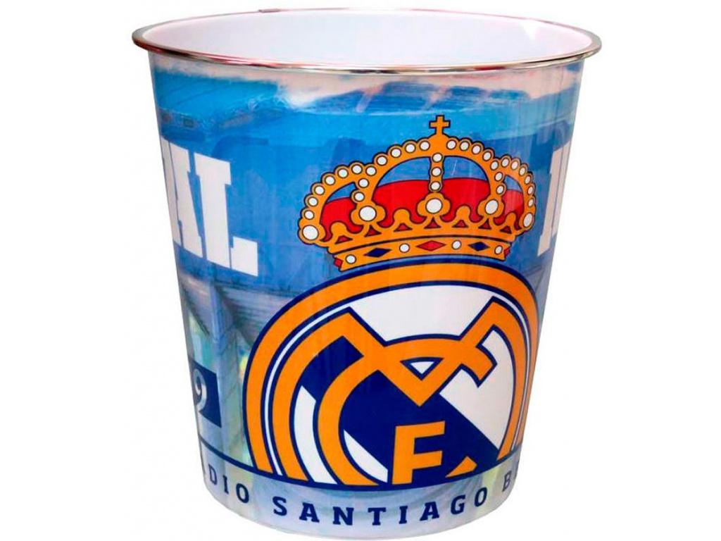 Odpadkový koš FC Real Madrid