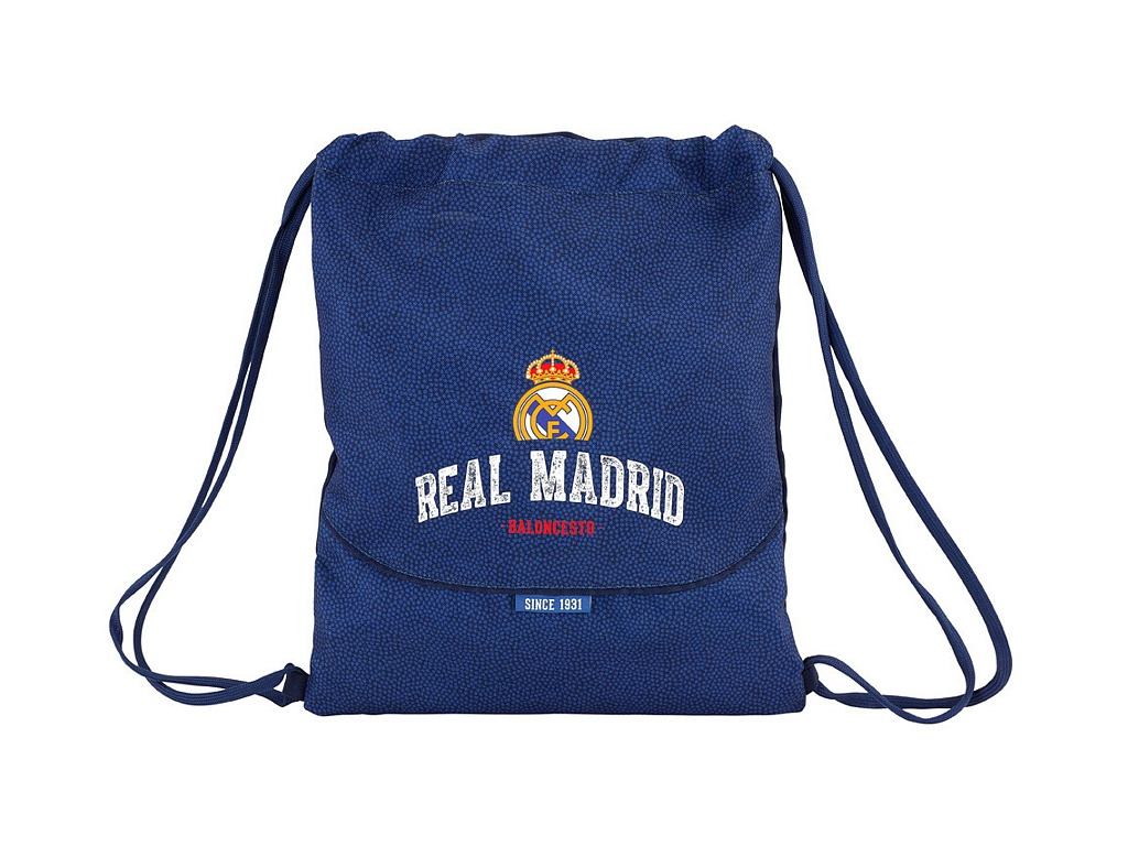 Vak Real Madrid FC blue 40x35cm