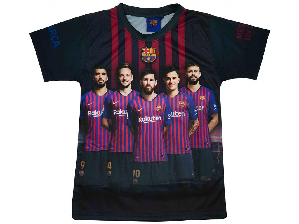 Dětský dres FC Barcelona 19 players