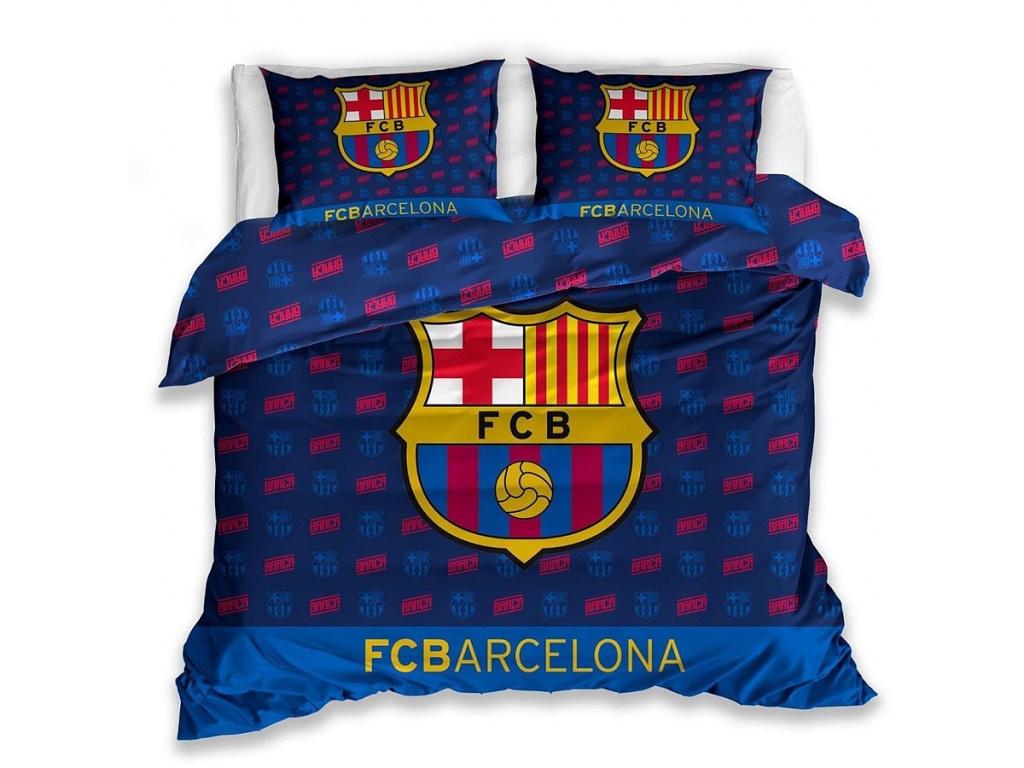 Povlečení FC Barcelona dvojlůžko 220/200, 70/80 cm