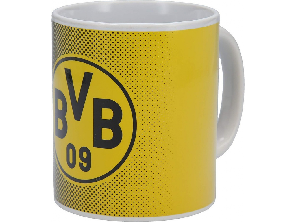 Keramický hrnek Borussia Dortmund 300ml fade