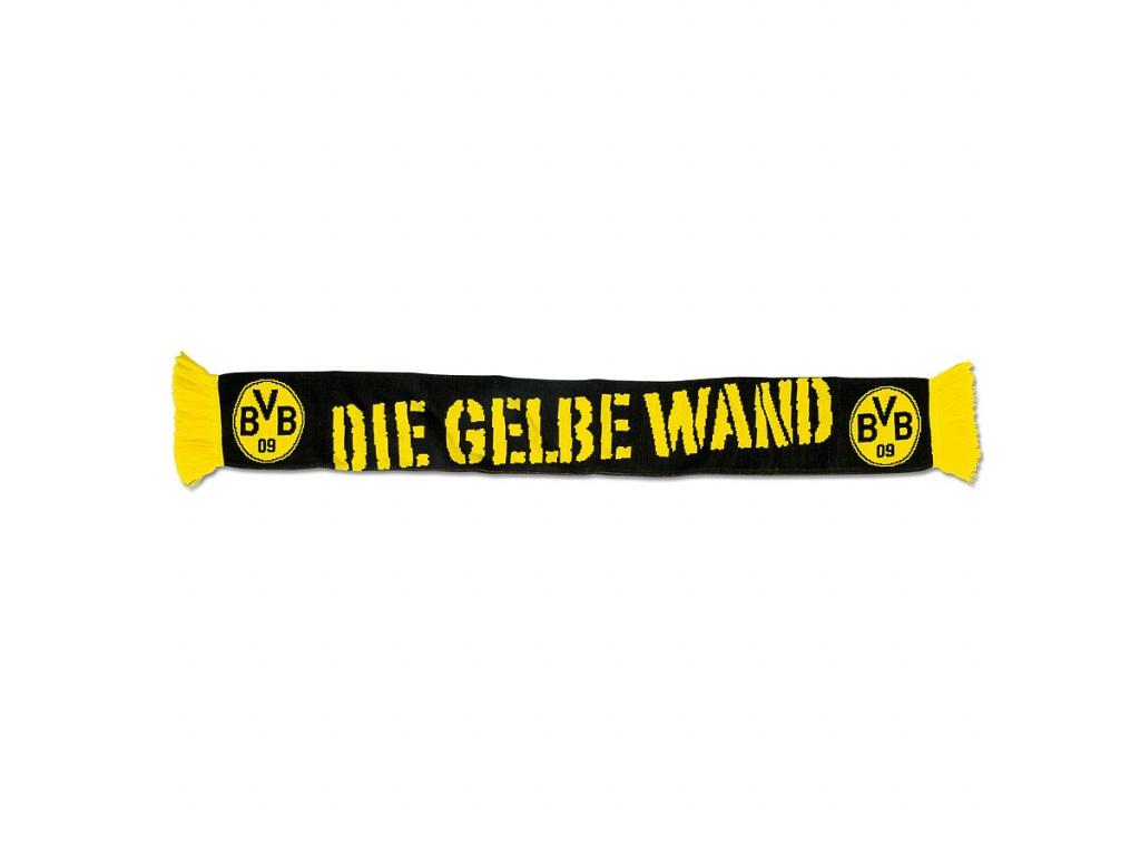 Klubová šála Borussia Dortmund 140x14cm
