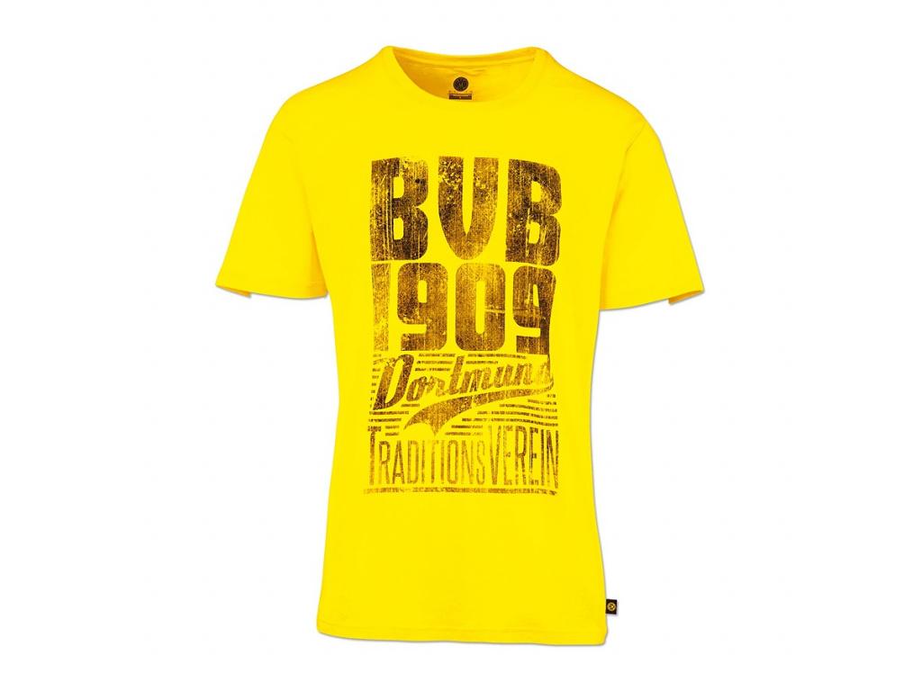 Pánské tričko Borussia Dortmund traditions
