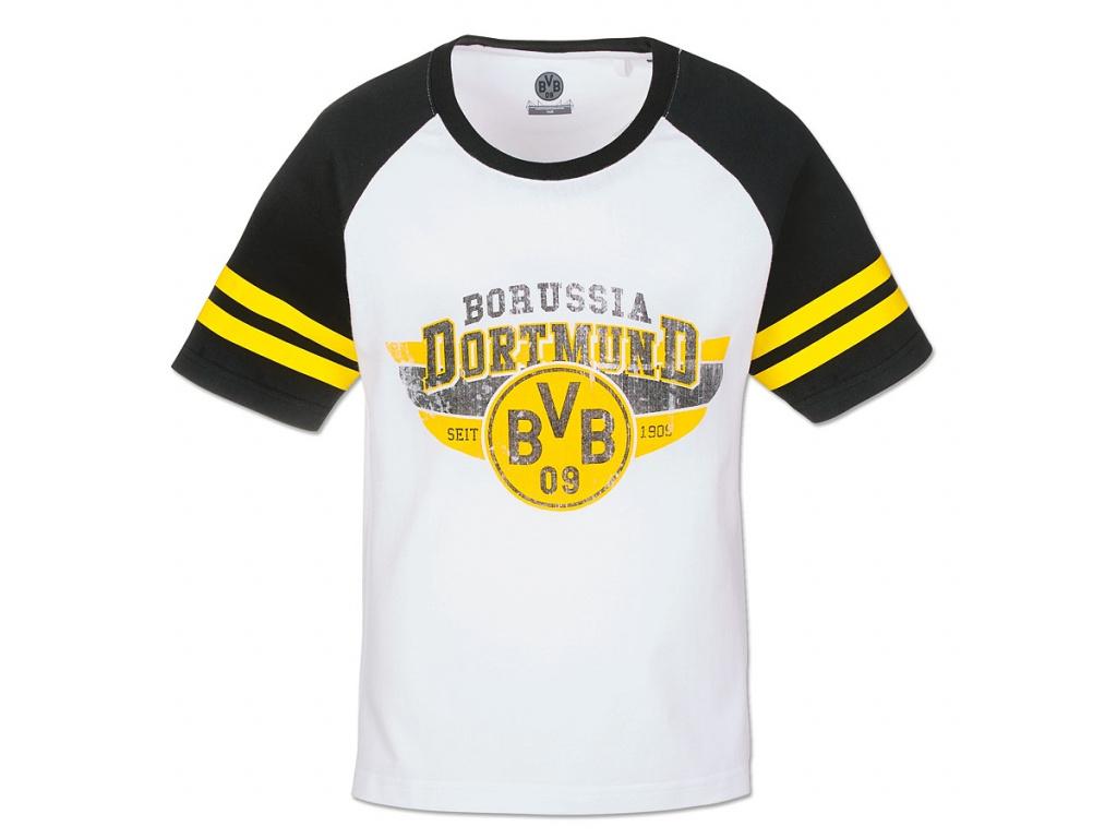 Dětské tričko Borussia Dortmund stripes