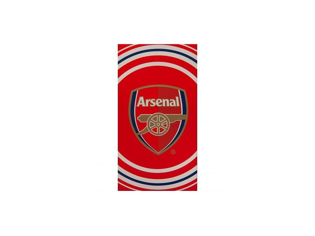 Osuška Arsenal FC 18 pl 70x140cm