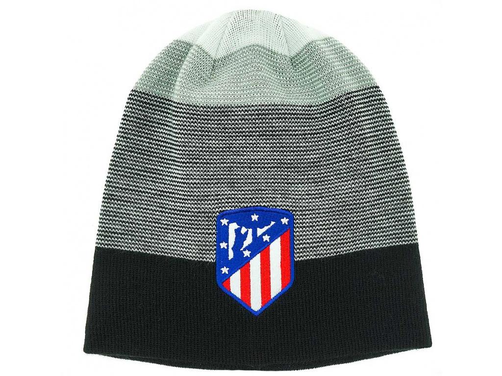 Zimní čepice Atletico Madrid degradado