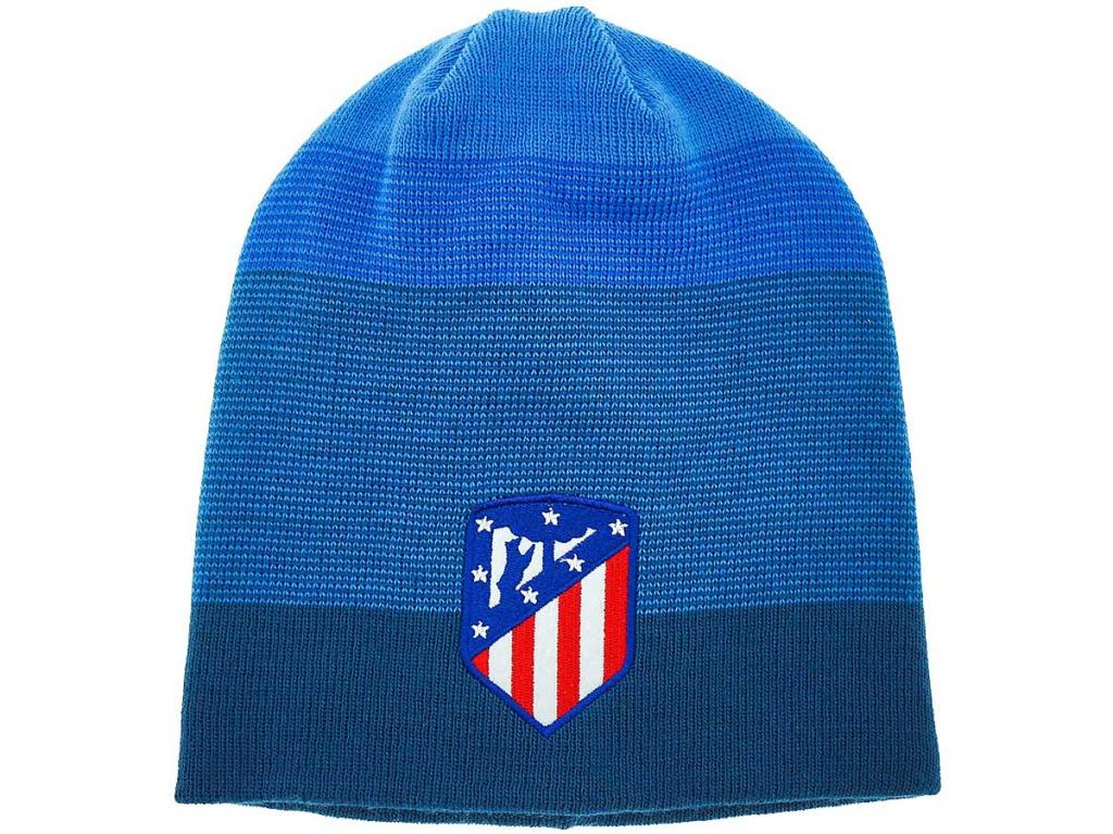 Zimní čepice Atletico Madrid azul