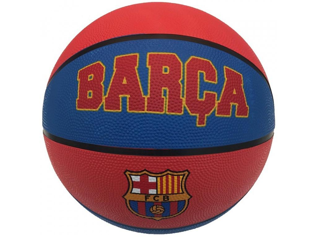 Basketbalový míč FC Barcelona vel.7