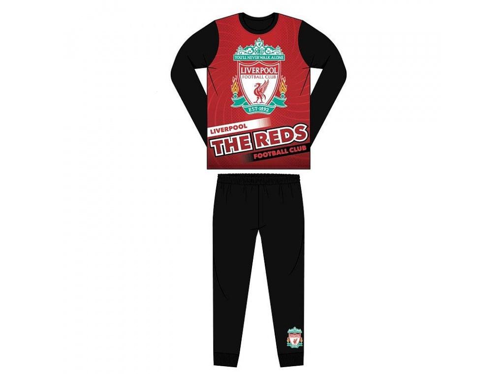 Pyžamo Liverpool FC 18 reds jr