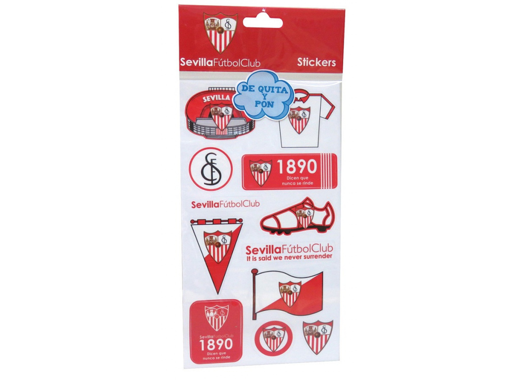 Samolepky FC Sevilla