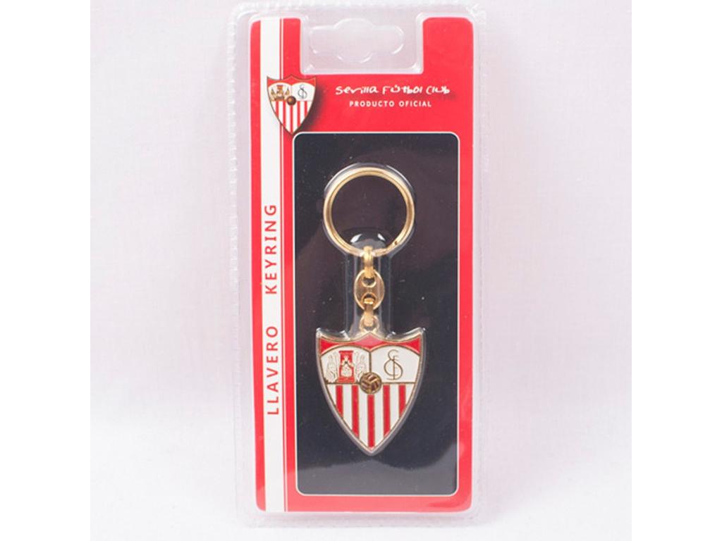 Kovový přívěšek FC Sevilla