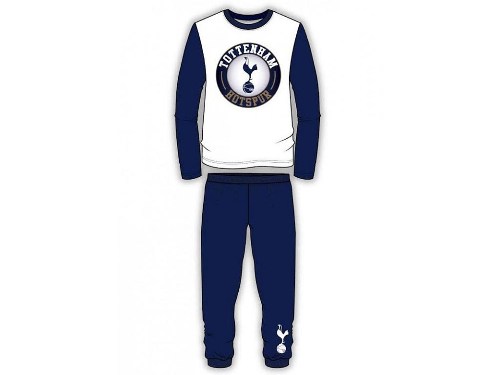 Pyžamo Tottenham Hotspur 18 bílomodré Jr