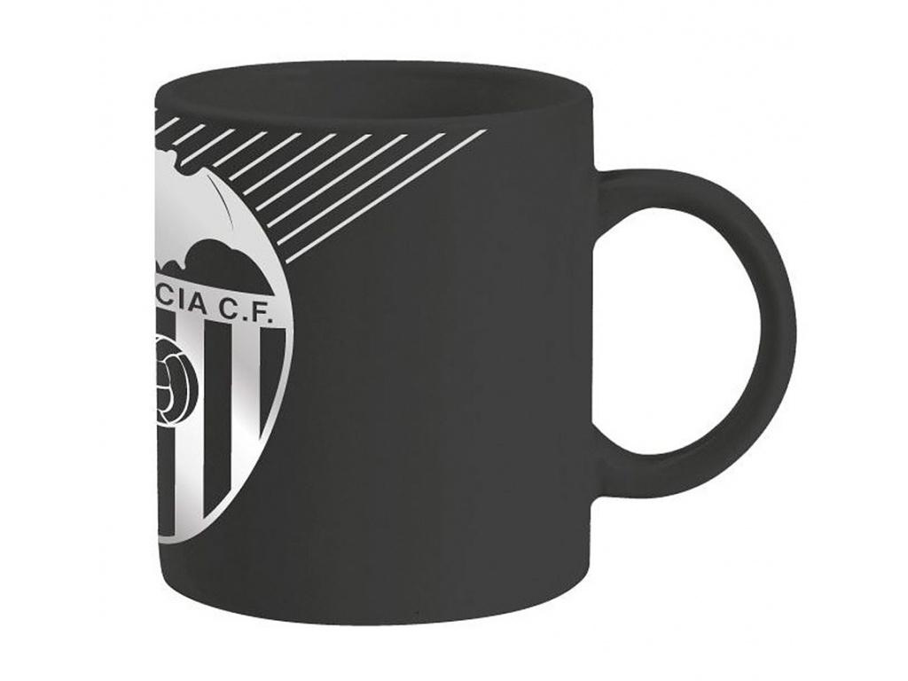 Keramický hrnek FC Valencia black