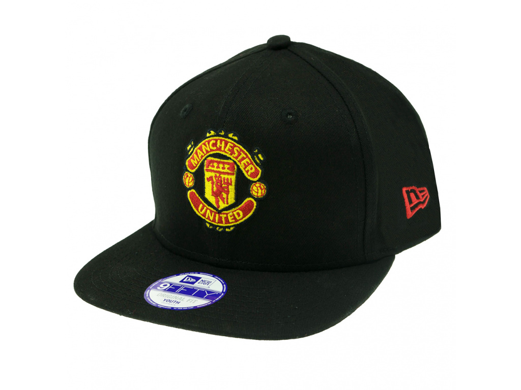 Kšiltovka New Era Manchester United snapback, dětská
