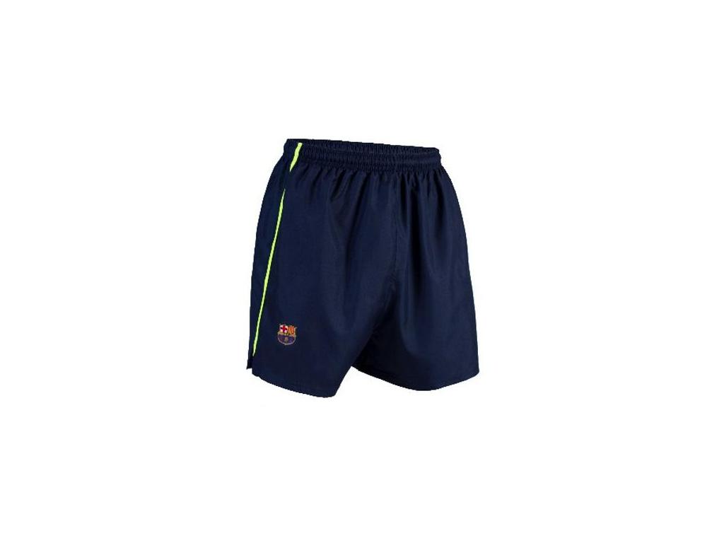 Dětské šortky FC Barcelona training amarillo